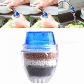 Mini filtro de agua para acoplar al grifo