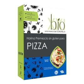 Premezcla especial BIO XXI para pizza sin gluten
