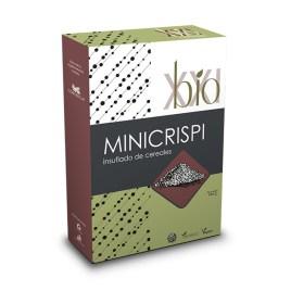 Cereal insuflado de quinua BIO XXI Minicrispi sin gluten