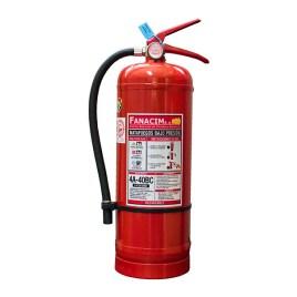 Extintor de polvo químico seco tipo ABC de 5Kg