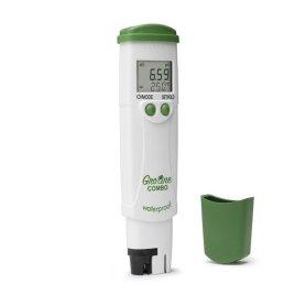 Medidor de bolsillo de pH/EC/TDS/Temperatura Línea GroLine HI 98131
