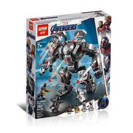 Juego de construcción NO. 07120 – Avengers Destructor de Maquinas de Guerra