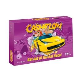 El Juego del Dinero CashFlow 101 y 202 en Uno – Robert Kiyosaki