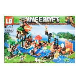 Juego de construcción Minecraft