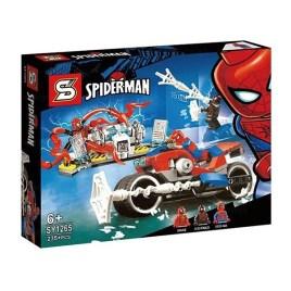 Juego de construcción Spider Man