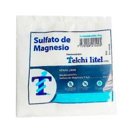 Sulfato de magnesio Telchi-Litel, sobre 30gr