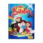 Mi Biblia 3D para niños
