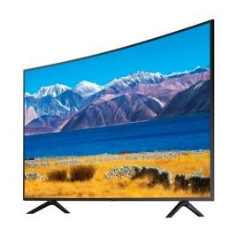 Smart TV Samsung con pantalla curva TU8300 de 55 pulgadas, 4K Ultra HD