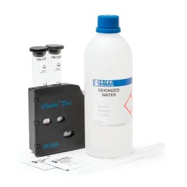 Test kit Hanna Instruments de cloro libre