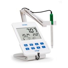 Hanna Instruments Medidor Edge® dedicado a pH/ORP
