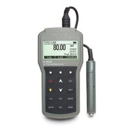 Hanna Instruments Medidor portátil impermeable de CE/TDS/Resistividad/Salinidad