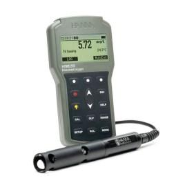 Hanna Instruments Medidor portátil impermeable de oxígeno disuelto y DBO