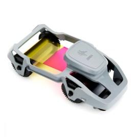 Ribbon Zebra color YMCKO para impresión de credenciales en PVC