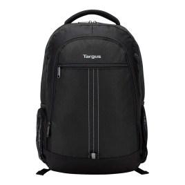 Mochila Targus City para laptop 15.6″, color negro