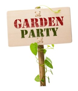 Petrecere în grădină
