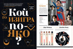 Playboy, Esquire, Maxim magazine designs 97