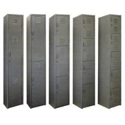 lockers de 1 a 5 Puertas
