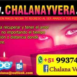Amarres de amor con la Maestra Chalana y Vera y sus Santeros