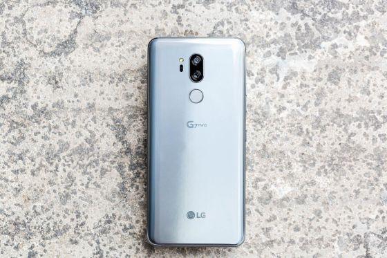El G7 de LG ni siquiera está tratando de competir con los mejores teléfonos