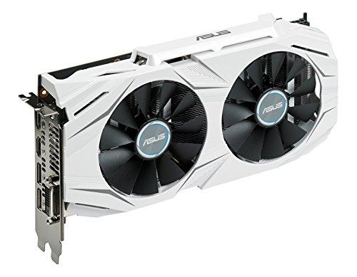ASUS DUAL-GTX1060-O3G GeForce GTX 1060 3GB GDDR5 - Tarjeta gráfica (NVIDIA, GeForce GTX 1060, 7680 x 4320 Pixeles, 1594 MHz, 1809 MHz, 7680 x 4320 Pixeles) - VendeTodito