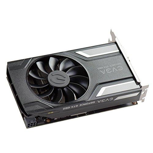 EVGA 03G-P4-6162-KR GeForce GTX 1060 3GB Tarjeta Gráfica, NVIDIA, 7680 x 4320 Pixeles - VendeTodito