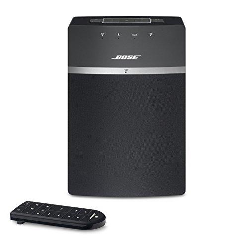 Bose SoundTouch 10 Sistema Inalámbrico para Música WIFI, Negro - VendeTodito