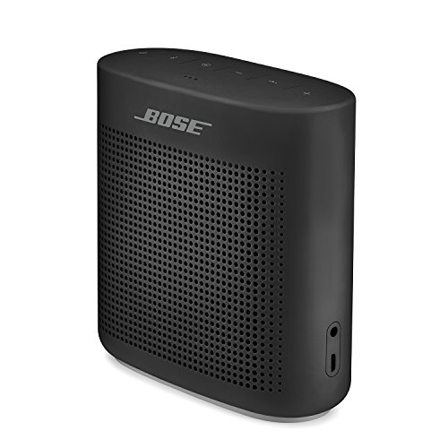 Bose SOUNDLINK COLOR ll Bocina Bluetooth, negra - VendeTodito