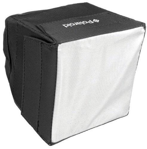 "Polaroid Mini Universal Studio Soft Box Flash Diffuser for Canon EOS, Nikon, Olympus, Pentax, Panasonic, Sony, Sigma, & Other External Flash Units (3.5"" x 3.5"" Screen) - VendeTodito"