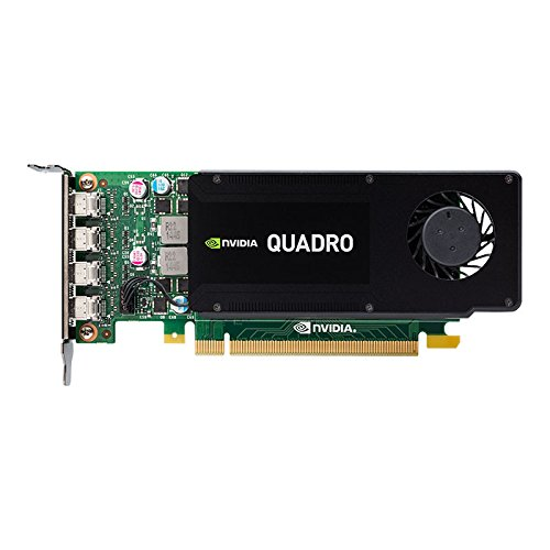 PNY VCQK1200DP-PB Graphics Card Nvidia Quadro K1200, 4GB GDDR5, PCI Express 2.0 x16 - VendeTodito