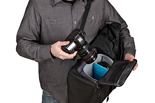 Thule Covert DSLR Rolltop Backpack - VendeTodito