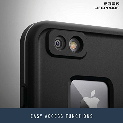 Lifeproof 77-52563 FRE iPhone 6/6S/7  Black - VendeTodito