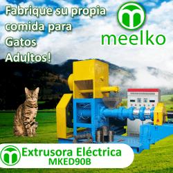 MEELKO Extrusora para pellets alimentacion  - MKED090B