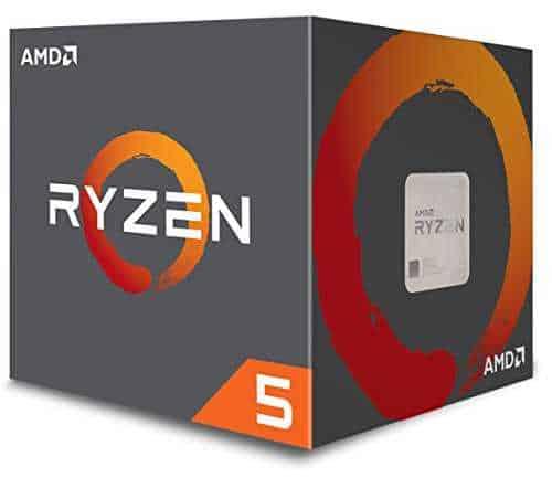 AMD Ryzen 5 1600 Procesador para computadoras de escritorio, 3.2GHZ, 65W - VendeTodito