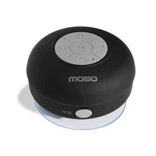 Bocina a prueba de Agua, Bluetooth, color Negro - VendeTodito