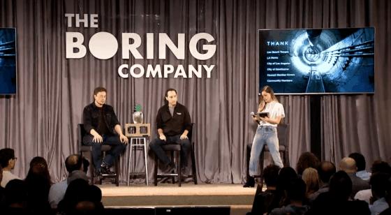 Elon Musk detalla su plan para librar a Los Ángeles del tráfico con $ 1 en el 'Loop' de Boring Co. - VendeTodito