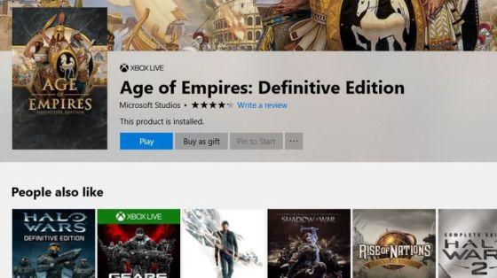Microsoft abre juegos de PC y todos los títulos de Xbox One para su programa de regalos digitales