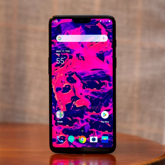 OnePlus 6 crítica - The Verge