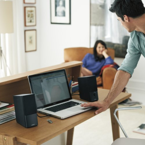 Bose Companion 2 Series III Multimedia Speakers - VendeTodito