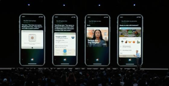 Apple presenta el A.I. teléfono