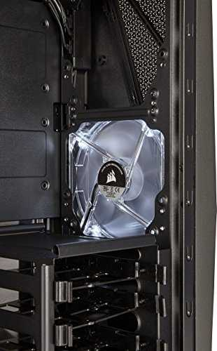 Corsair Carbide Spec-04 Midi-Tower Negro gabinete de computadora - Caja de ordenador (Midi-Tower, PC, Acero, ATX,Micro-ATX,Mini-ITX, Negro, Gris, Juego) - VendeTodito