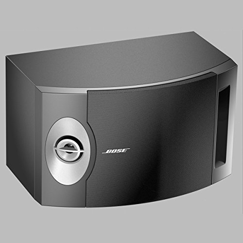 Bose 201 Series V Direct/Reflecting speaker system, color negro - VendeTodito