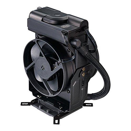 Cooler Master MasterLiquid Maker 92 Enfriador de CPU Híbrido Todo En Uno con Posiciones Verticales y Horizontales - VendeTodito