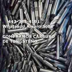 COMPRA SCRAP DE CARBIDE DE TUNGSTENO