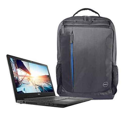 "Dell Inspiron I3567_i341TSW10sB_119_OPP Laptop 15.6"" HD, Intel Core i3-6006U, 4GB RAM, 1TB HDD, Windows 10 (Bundle con mochila Dell) - VendeTodito"