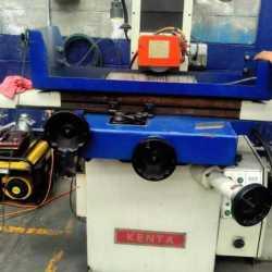 Rectificadora plana kenta Magneto. Soluble bomba hidráulica lubricacion y automático todo funcional