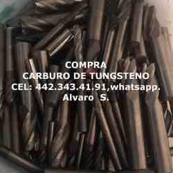 CORTADORES DE CARBURO