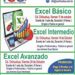 Anuncio Excel triple