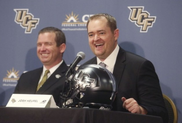 New College Football Coaches