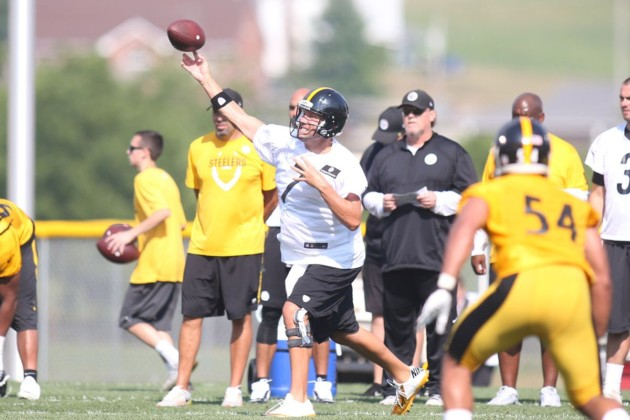 Pittsburgh Steelers 2020 Training Camp