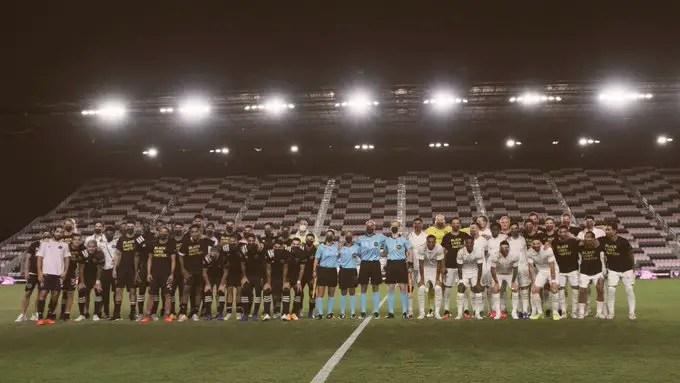 MLS Players Boycott